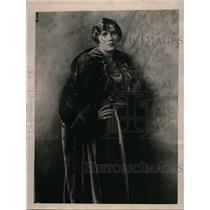 1922 Press Photo Miss Margaret Walz