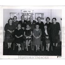 191961 Press Photo Holmes, Presigoma, Martindale, Kapan, Murphy, Valduga,