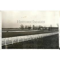 1931 Press Photo Patrick J. Hurley New Home at Leesburg, Virginia.