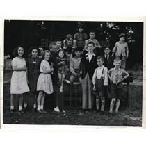 1940 Press Photo Lee P Heinrich Hoover Co Advertising Dept