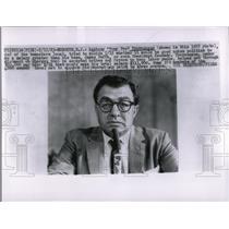 1963 Press Photo Brooklyn NY Anthony Tony Pro Provenzano Teamsters union