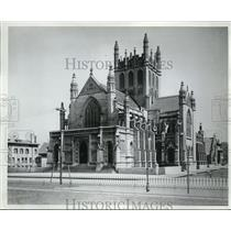 1910 Press Photo Episcopal Trinity Church - nec98856