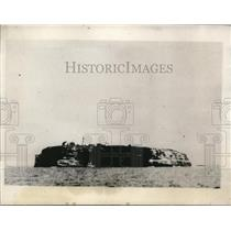 1930 Press Photo A view of the Greenly Island where Bremen landed