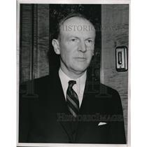 1938 Press Photo Roberts McLean of the Philadelphia Bulletting Show