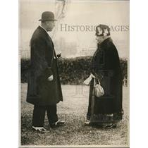 1920 Press Photo Sir Horace Rumbold, British ambassador to Spain - nex10936