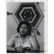 1977 Press Photo Mary Jane Buckshot