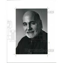1990 Press Photo Frank Alvarez Hair Stylist