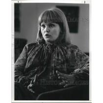 1983 Press Photo Romanian Composer Liana Alexandra - cva02474