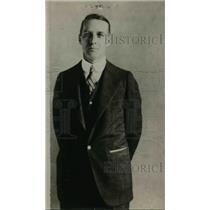 1926 Press Photo BJ Lemon at NY Time Expert - ned06690