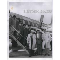 1959 Press Photo Ray Dorsey