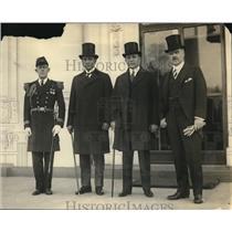 1925 Press Photo Lewis Hostan new Honduran ambassador to USA