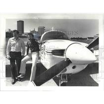 1981 Press Photo Larry Rehl Paul Duffy - cva09311