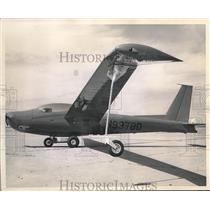 1967 Press Photo Converted Sailplane BD-2 - cva04697