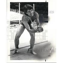 1983 Press Photo Walter Calwell III