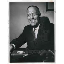 1965 Press Photo TWA Capt. George Duvall - cva09779