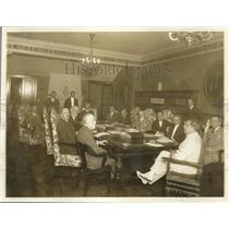 1921 Press Photo Mr Sebastian Gelabert Secty Of Finance Of Cuba