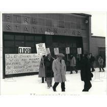 19 Press Photo Brooklyn Fire Station, Jim Andrews
