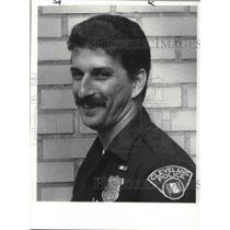 1984 Press Photo Martin DeCarca Medal Of Honor