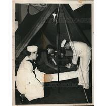 1926 Press Photo Harry Kollm, Donald Rickard, Marcello Enzinger, Robert Darrah