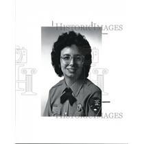 1991 Press Photo National Park Service Diane Chalfant