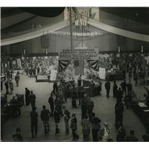 1941 Media Photo Connecticut State Development Commission Show in Hartfor
