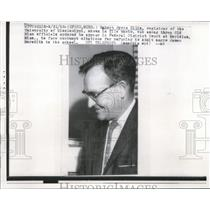 1962 Media Photo Oxford Mississippi Robert Byron Ellis Registrar