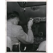 1959 Media Photo Areojet Junior JATO Ignition Control Panel Easily Accessible