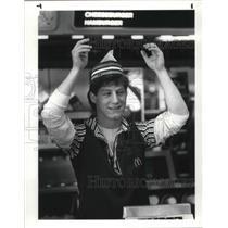 1985 Media Photo Jerry Altman McDonald contest winner