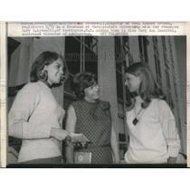 1967 Media Photo Romi Brooke daughter of Sen.E. Brooke registered as Freshman