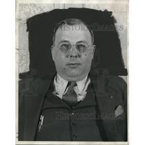 1929 Press Photo A. J. Wilhelm