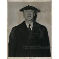 1938 Press Photo William Foster Communist party leader arrives in NYC