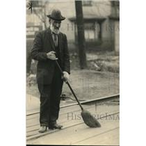 1921 Press Photo J. P. Stephens of Detroit, Michigan