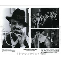 1991 Press Photo Terry Kiser and Stuart Pankin in Mannequin Two: On the Move