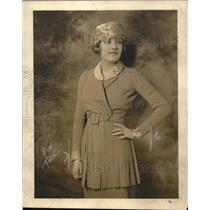 "1920 Press Photo Actress Evelyn Gosnell of ""Ladies Night"""