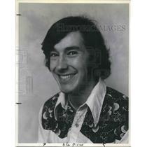 1975 Press Photo Tom Morgan Evening Air Personality KOIN Radio Host Oregon