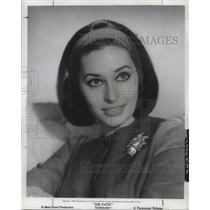 1964 Press Photo Ina Balin American Actress The Patsy Comedy Movie Film