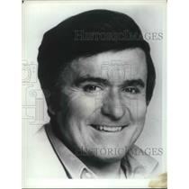 1980 Press Photo TV personality Mike Douglas for Tomorrow - orp01906