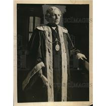 1926 Press Photo Mrs. Mary Bell, Pioneer in Feminist Movement