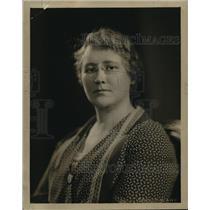 1933 Press Photo Mrs. Robert H. Jamison, President of Women's City Club