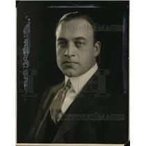 1916 Press Photo CA Voight in Cleveland Ohio