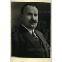 1922 Press Photo General Gregorieff Semmnoff, Siberian Gessack Leader