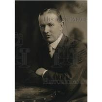 1920 Press Photo John Mann of Portland. Oregon