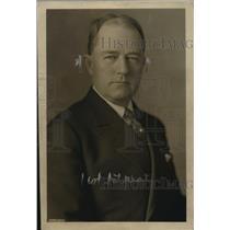 1920 Press Photo Henry P Davison of JP Morgan & Co