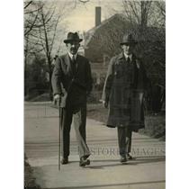 1922 Press Photo Count Ladislaus Szechenyi Hungarian Amb to the US