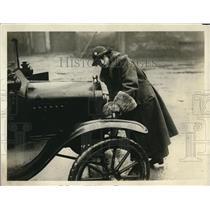 1919 Press Photo Rosamond Butler, Wife of Lieut. Lionel Gallway-Robertston