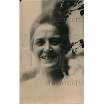 1920 Press Photo Miss Abigail Harding - nex17461
