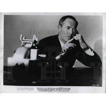 1964 Press Photo Henry Fonda in Fail Safe - orp15006