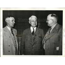 1939 Press Photo Second quadrennial of Brotherhood