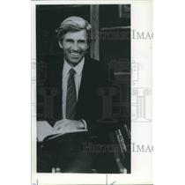 1982 Press Photo Gary Collins - orp13148
