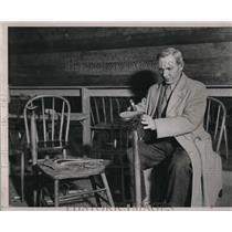 1938 Press Photo Milwaukee unemployed